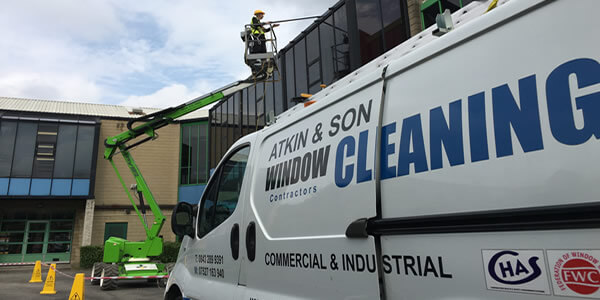 atkin and son window cleaning sheffield south yourkshire health and safety policy